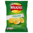 Walkers Chips Salt & Vinegar 32,5g